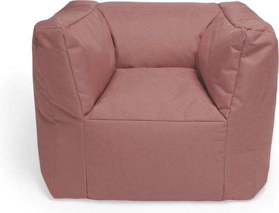 Jollein fauteuiltje Beanbag mellow pink