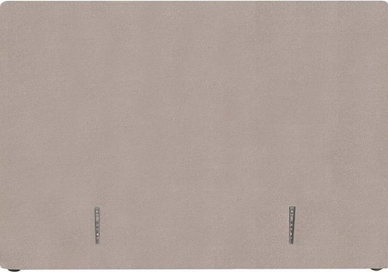 Hoofdbord Basic Beige 180x200 cm - incl beugelset