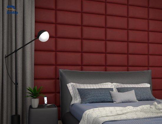 Sentip wandpanelen - 3D - AKOESTISCH - GESTOFFEERDE - PANELEN - hoofdbord - stoffen - Muurpanelen